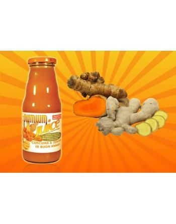 Turmeric e Ginger in Pineapple